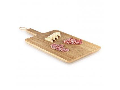 Drewniana deska do krojenia i serwowania średni Kuchnia skandynawska Eva Solo