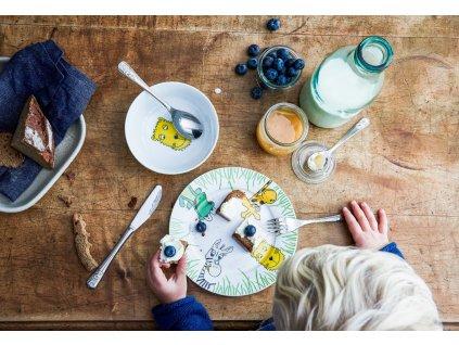 Zestaw dziecięcy do spożywania posiłków 6dílný zestaw Safari WMF