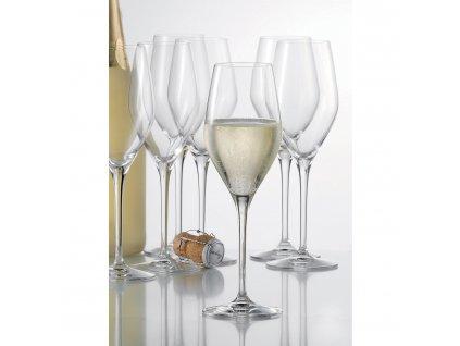 Zestaw 4 kieliszków 4 do szampana Authentis Spiegelau