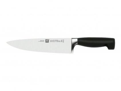 Zestaw noży w bloku, z ostrzałką i nożyczkami 7-częściowy FOUR STAR® ZWILLING