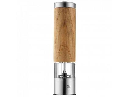 Szlifierka elektryczna dla pieprzu/soli z drewnem WMF