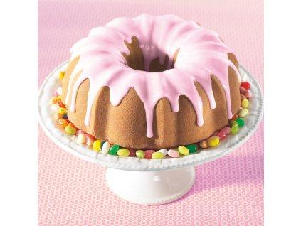 Duża forma do ciasta bundt cake Anniversary Bundt® gold Magazyn nordycki