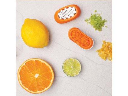 Tarka do skórki z cytrusów Flexi Zesti zielona Specialty