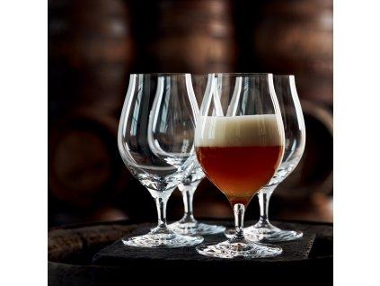 Zestaw 4 szklanek do piwa Barrel Aged Craft Beer