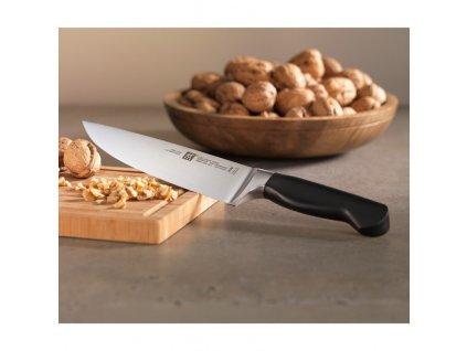 Zestaw noży 8 sztuk ze stojakiem, stalką i nożyczkami ZWILLING® Pure