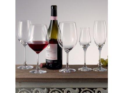 Zestaw 4 kieliszków do czerwonego wina Burgund Vino Grande Spiegelau