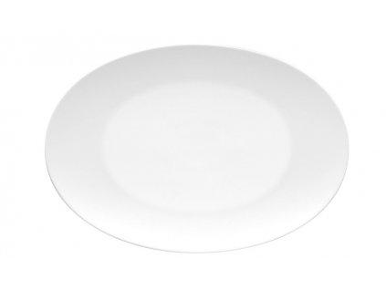 Płyta owalna Tac biały 34 x 23,5 cm Rosenthal