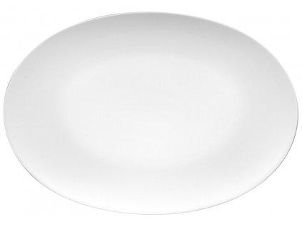 Płyta owalna Tac biały 42 x 29 cm Rosenthal
