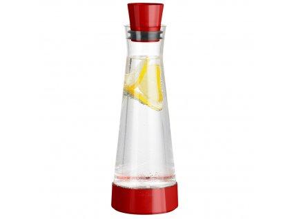 Karafka na wodę Flow Slim Friends K3052112 Tefal 1 l czerwona