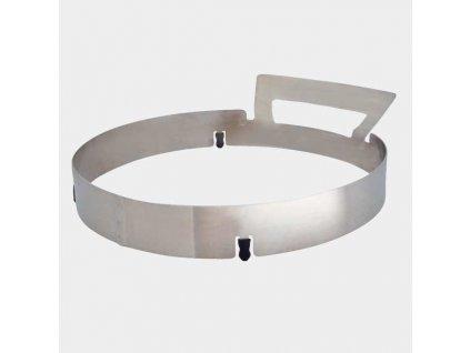 Podstawka na patelnię wok Carbone Plus