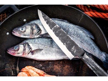 Kulinarny nóż kuty Brute 20,5 cm 20,5
