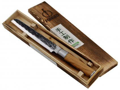 Nóż do chleba Kuty Oliwka 20,5 cm 20,5