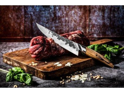 Kulinarny nóż kuty Katai 20,5 cm 20,5