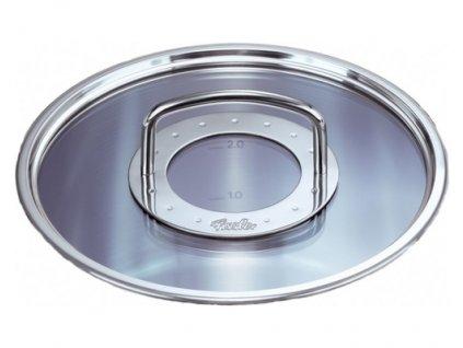 Zamienne szklana pokrywa Ø 24 cm oryginał profi kolekcja® Fissler
