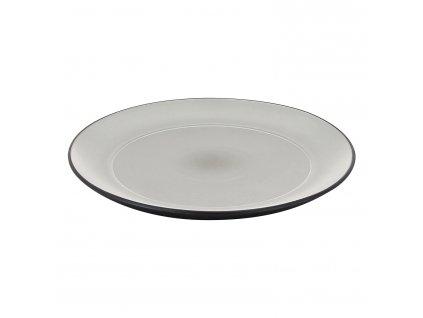 Talerz pod naczynie do gotowania na parze dim sum biały pieprzowy Equinoxe