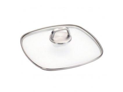 Szklana pokrywa 22 x 22 cm Diament Lite PRO WOL L