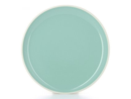 Talerz deserowy Ø 20 cm zielony Celadone Color Lab