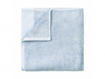 Ręcznik do sauny Riva Blomus jasnoszary 100x200 cm