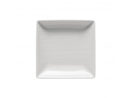 Miska Mesh Rosenthal kwadratowa biała 10 cm
