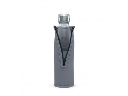 Butelka DREE Boddels jasnoszara 650 ml