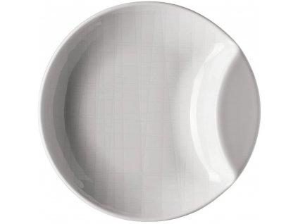 Miska Mesh Rosenthal płytka biała 12 cm