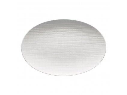 Półmisek Mesh Rosenthal biały 25 cm