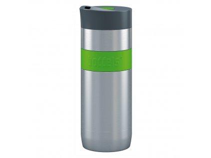 Vacuum termo kubek Koffi Boddels jabłko zielony 370 ml