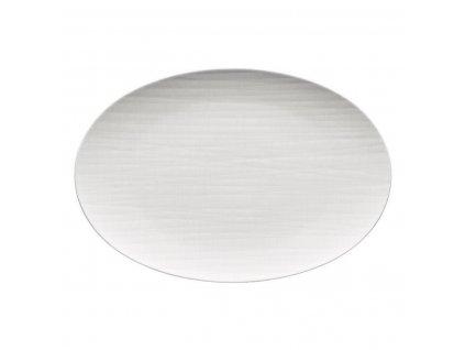Taca Rosenthal biała 30 cm