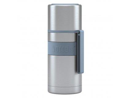 Heet Boddels Vacuum Thermal Bottle jasnoszary 350 ml
