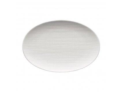 Półmisek Mesh Rosenthal biały 18 cm