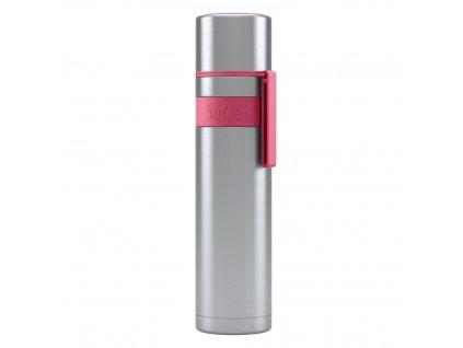 Heet Boddels Vacuum Thermal Bottle malinowa 700 ml
