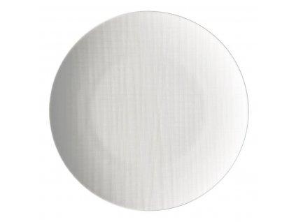 Płytki talerz Mesh Rosenthal biały 30 cm