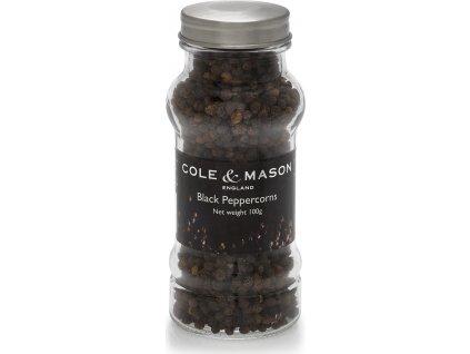 Zapasowa kaseta czarny cole&Mason pieprz COLE & MASON &
