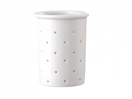 Sifter dla herbaty sypanej Tac Rosenthal białe