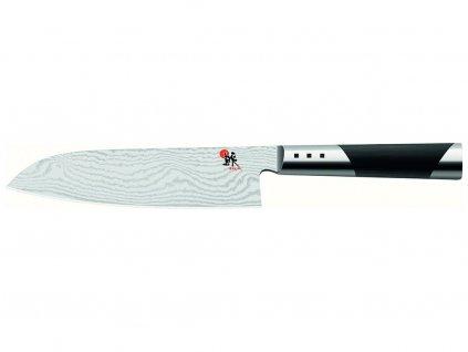 Japoński uniwersalny nóż SANTOKU 18 cm 7000D