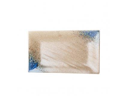 Talerz sushi Ziemia i niebo & 33 x 19 cm MIJ
