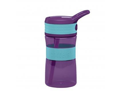 Butelka EEN Boddels turkus/purpura 400 ml