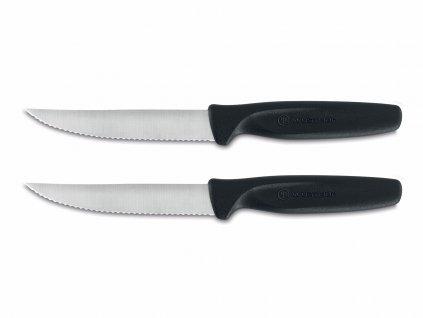 Zestaw noży do steków Stwórz Wüsthof czarny 2 szt 2