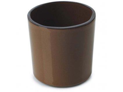 Kubek bez uchwytu Caractere Revol czekolada 220 ml