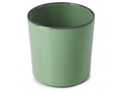 Kubek bez uchwytu Caractere Revol zielony 220 ml