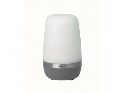 Zewnętrzny Lampa LED Spirit Blomus mały serdecznie siwy
