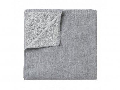 Ręcznik Kisho Blomus ciemnoszary 34x80 cm
