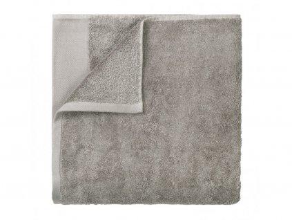 Zestaw ręczników Riva Blomus szare 30x50 cm 2 szt.