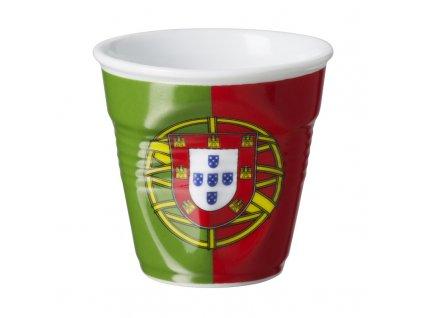 Filiżanka do espresso Froissés Revol Portugalia 80 ml