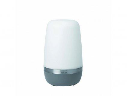 Zewnętrzny Lampa LED Spirit Blomus duży ciepły szary