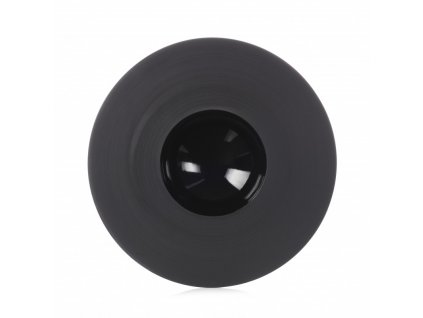 Płyta głęboka Sphère Revol czarny 30 cm