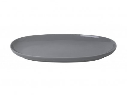 Kuchenny płyta owalna RO Blomus średni szary