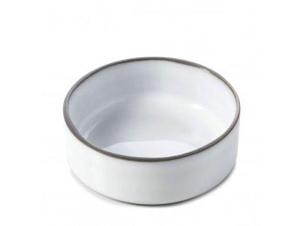 Miska Caractere Revol biała 11 cm
