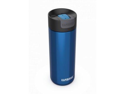 Kubek termiczny Olympus Kambukka Swirly Blue 500 ml