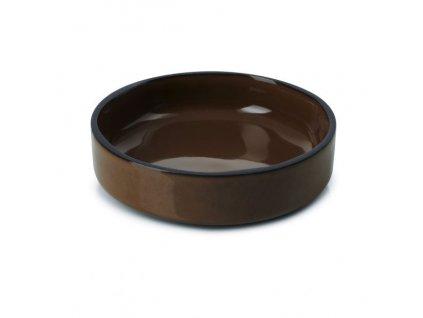 Miska Caractere Revol czekolada 7 cm